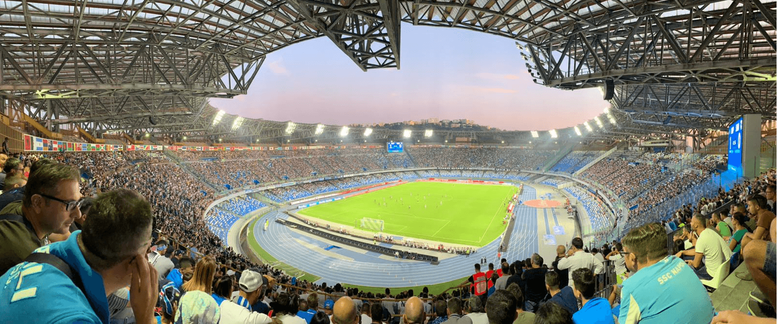 Stadio San Paolo - Stadion-Informationen